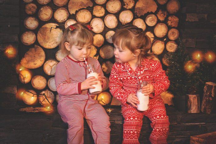 outfit natalizio bambini