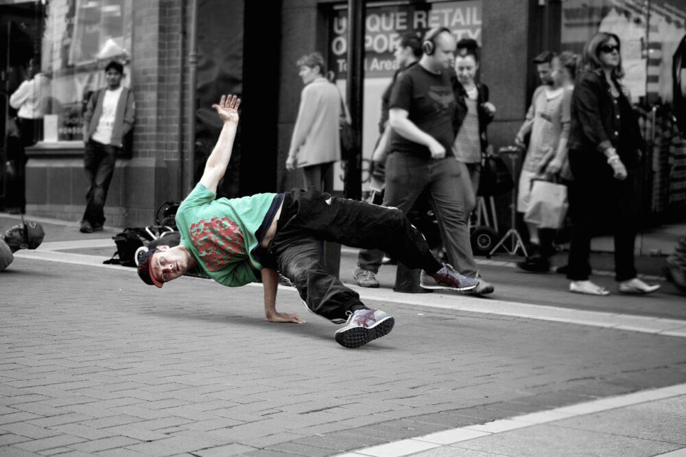 break dance foto